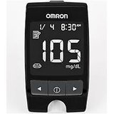 Omron Blood Glucose Monitor (HGM-111) HOT OFFER FREE 20 TEST STRIPS & FREE 20 LANCETS