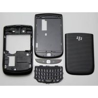 Blackberry 9800 Body Housing Panel Full Body Black Color