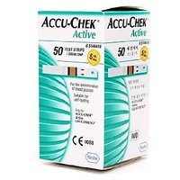 Accu-Check Active Test Strips -100 Strips