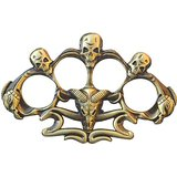 Prijam Punch Kp 087 Heavy Brass Knuckle Punch Showpies Blade Size 11 Cm