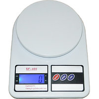 Electronic Kitchen Digital Weighing Scale 7 Kg Weight Measure Liquids