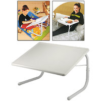 Bed Mate Folding Dining Adjustable Laptop Computer E Table