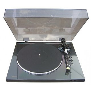 DENON-DP-300F-FULLY-AUTOMATIC-TURNTABLE