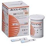 Accu-Chek GO Test Strips (50 Strips)