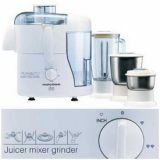Morphy Richards Divo - The Star 500 Watts Juicer Mixer Grinder