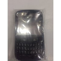 BLACKBERRY CURVE 8520 FULL BODY PANEL HOUSING COVER CASE - BLACK
