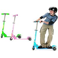 Foldable 3 Wheels Kids Scooter
