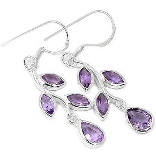 Zizli Sterling Silver Handmade Earring MCE-1072