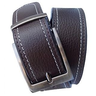 Ws deal Brown Leatherite Belts Men