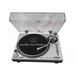 Audio Technica - AT-LP120-USB Direct-Drive Professional Turntable (USB & Analog)
