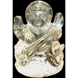 Vedka Indian Mata Statue Crystal QuartZ Sarswati