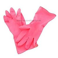 House Hold Multi Purpose Rubber Gloves For Gardening Dish Washing & Cleaning