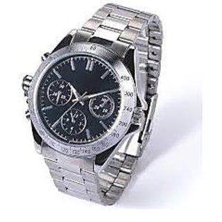 SPY Camera watch steel model