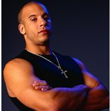The Fast And Furious Dominic Toretto's Cross Pendant Chain Necklace Hot
