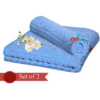 PACK OF 2 BATH TOWEL - 3 OPTION