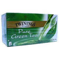 Twinings Pure Green Tea 25 Bags (Imported)