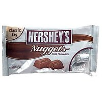 Hershey's Nuggets, Milk Chocolate 340g (Limited Edition & Limited Quantity)