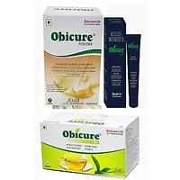 Obicure Green Tea,Anti Cellulite Gel And Fat Loss Protein