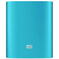 Xiaomi Brand Power Bank 10400 MAh Power Bank Blue