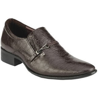 Delize Modish Broown Mens Footwear