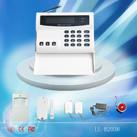 GSM SECURITY ALARM SYSTEM - IMPERIAL
