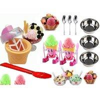 Ice Cream Maker Machine