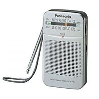 Panasonic Rf-p50 Am/fm Pocket Radio