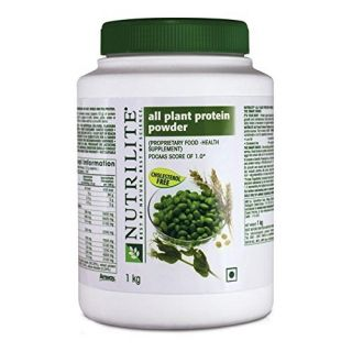 Amway Nutrilite All Plant Protein Powder Family Pack - 1 Kg