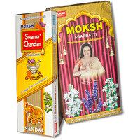 Moksh Swarna Chandan Agarbatti