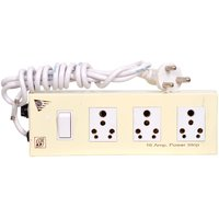 EXTENSION CORD-POWER STRIP 3 SOCKET- 16 Amp