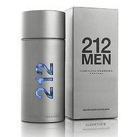 Carolina Herrera 212 Men Eau De Toilette Perfume Spray - 100 Ml