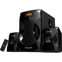 Philips Explode MMS4040F Multimedia Speakers