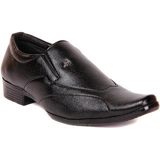 Blue-Tuff Men's Formal Shoes In Black - (022)