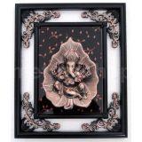 Genuine Branded Ganesha Wall Frame, Table Frame For Gift, Presents, Decoration -  Navkar Frames