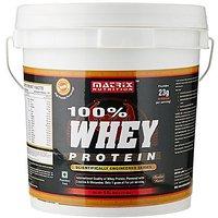Matrix Nutrition 100 Whey Protein 4 Kgs (EHL-MAT4)