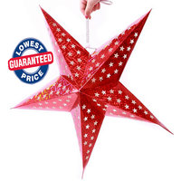 Art Decoration Paper Lantern Stars Set Of 10