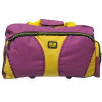 Purple Australia Travel Bag