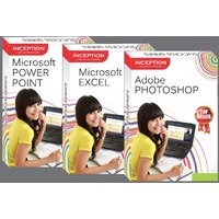 Learn Adobe Photoshop + Microsoft Excel + Microsoft Power Point