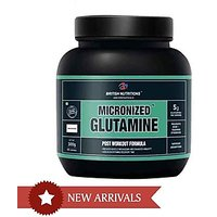 [British Nutrition Micronized Glutamine 300 GM]