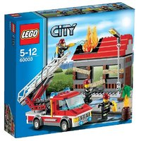 Lego- City Fire Emergency Building Set (232956)