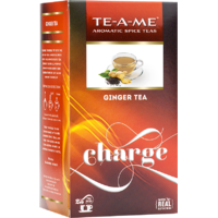 TE-A-ME Ginger,  25 Piece(s)/pack Ginger With Real Ginger