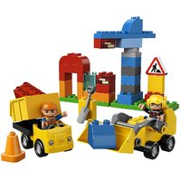 Lego- Duplo Ambulance Construction Set