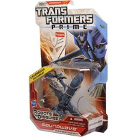 Funskool- Transformers Prime Vehicon Deception