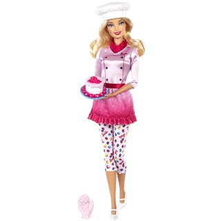 Barbie- Sweet Chef