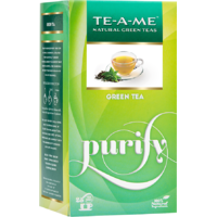 TE-A-ME Green Tea,  25 Piece(s)/pack Standard