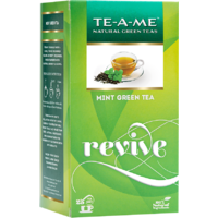 TE-A-ME Green Mint,  25 Piece(s)/pack Mint