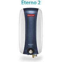 Racold Eterno 2 Series 25 Ltr Vertical Geyser(White & Blue)