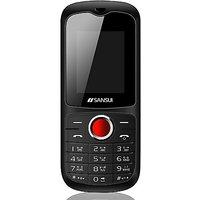 Sansui-Gsm-S182-Dual Sim - Black & Red