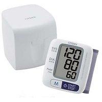 Citizen CH 650 Digital Blood Pressure BP Monitor Meter + Bill Wrist Model