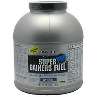 TWINLAB GAINER FUEL/6.17 LB (CHOCOLATE)